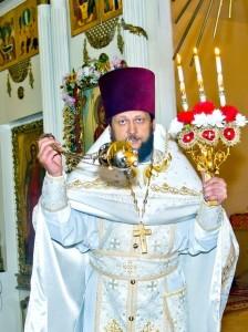 Протоиерей Игорь Толстиков